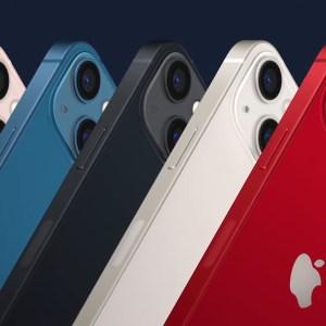 iPhone 13 et 13 mini officialisés : toujours le meilleur smartphone pour la vidéo