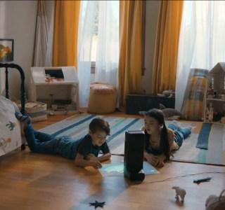 Amazon Glow : l'écran interactif pensé pour les enfants et les grands-parents