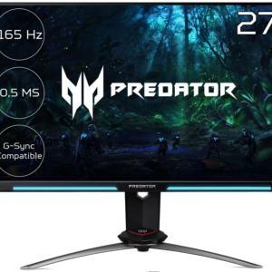 Cet écran Acer 27″, WQHD et 165 Hz devient une très bonne affaire (-31%)