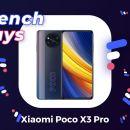 Le Xiaomi Poco X3 Pro (128 Go) est en promotion pour les French Days