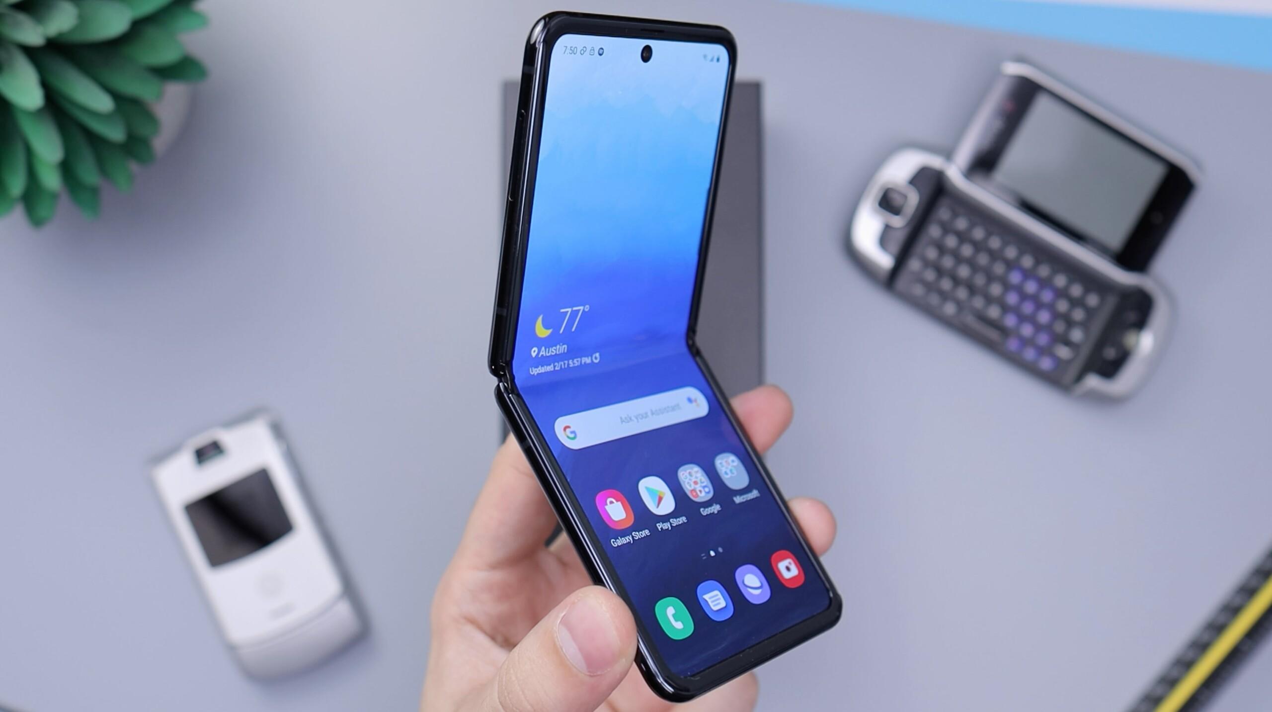 LG a une solution pour corriger les défauts des smartphones pliants