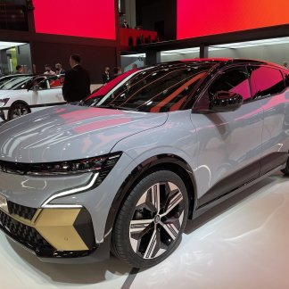 Renault Megane e-Tech: nous sommes montés à bord, voici tout ce qu'il faut savoir