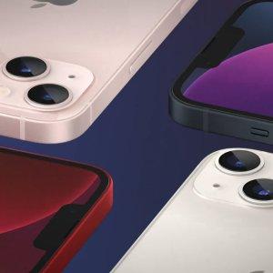 L'iPhone 13 est déjà à 1 € (+8 €/mois) avec un forfait Sensation de Bouygues Telecom