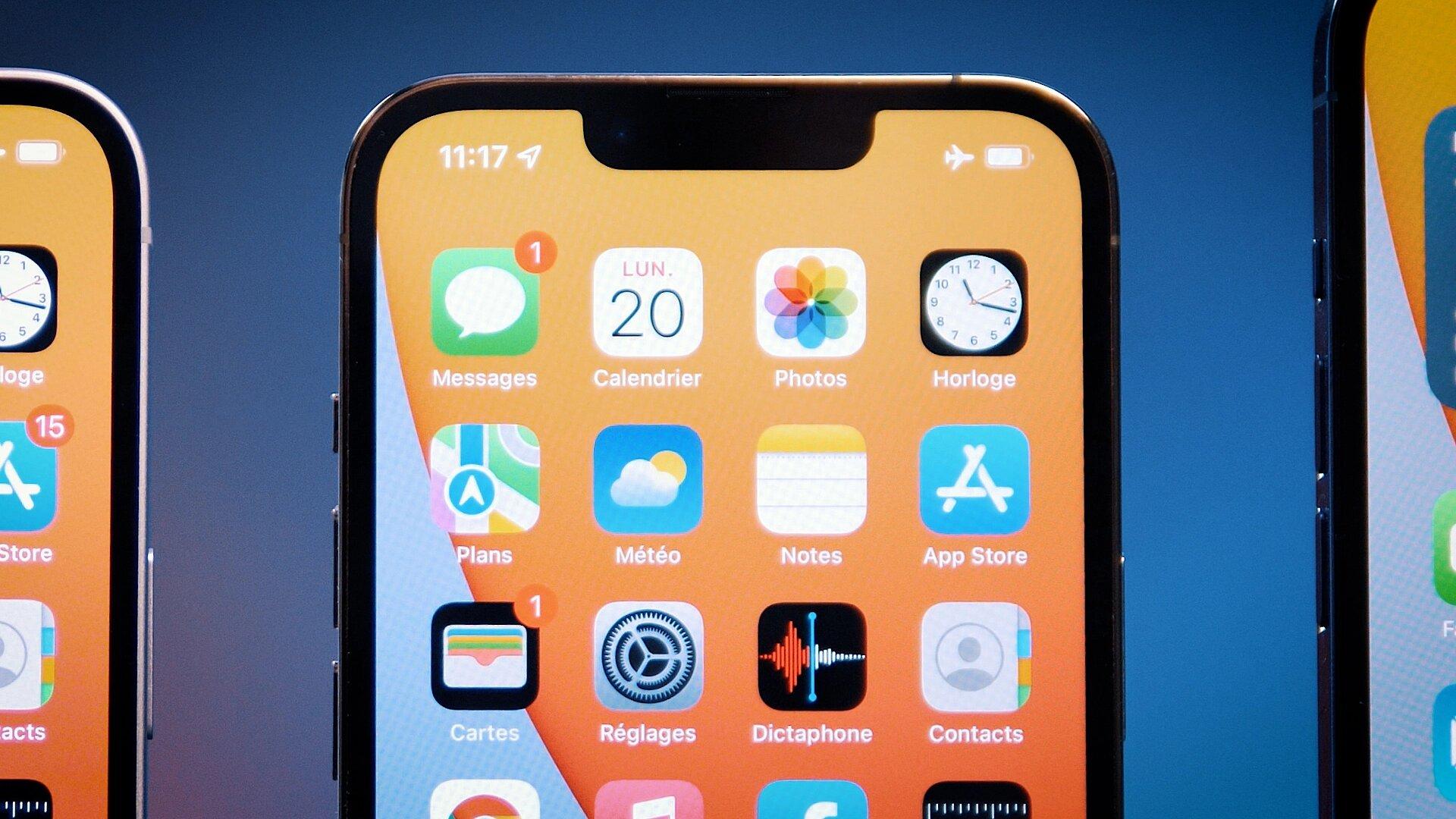 iPhone 13 : si vous changez d'écran sans passer par Apple, Face ID ne marchera plus