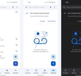 Android12: l'app Téléphone de Google se met aussi à Material You