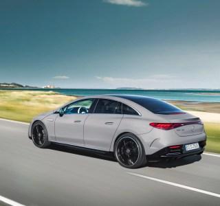 Mercedes EQE officialisée : tout savoir de la nouvelle et solide rivale de la Tesla Model S