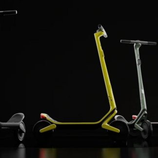 Model Eleven: cette trottinette électrique diffuse vos musiques préférées en roulant