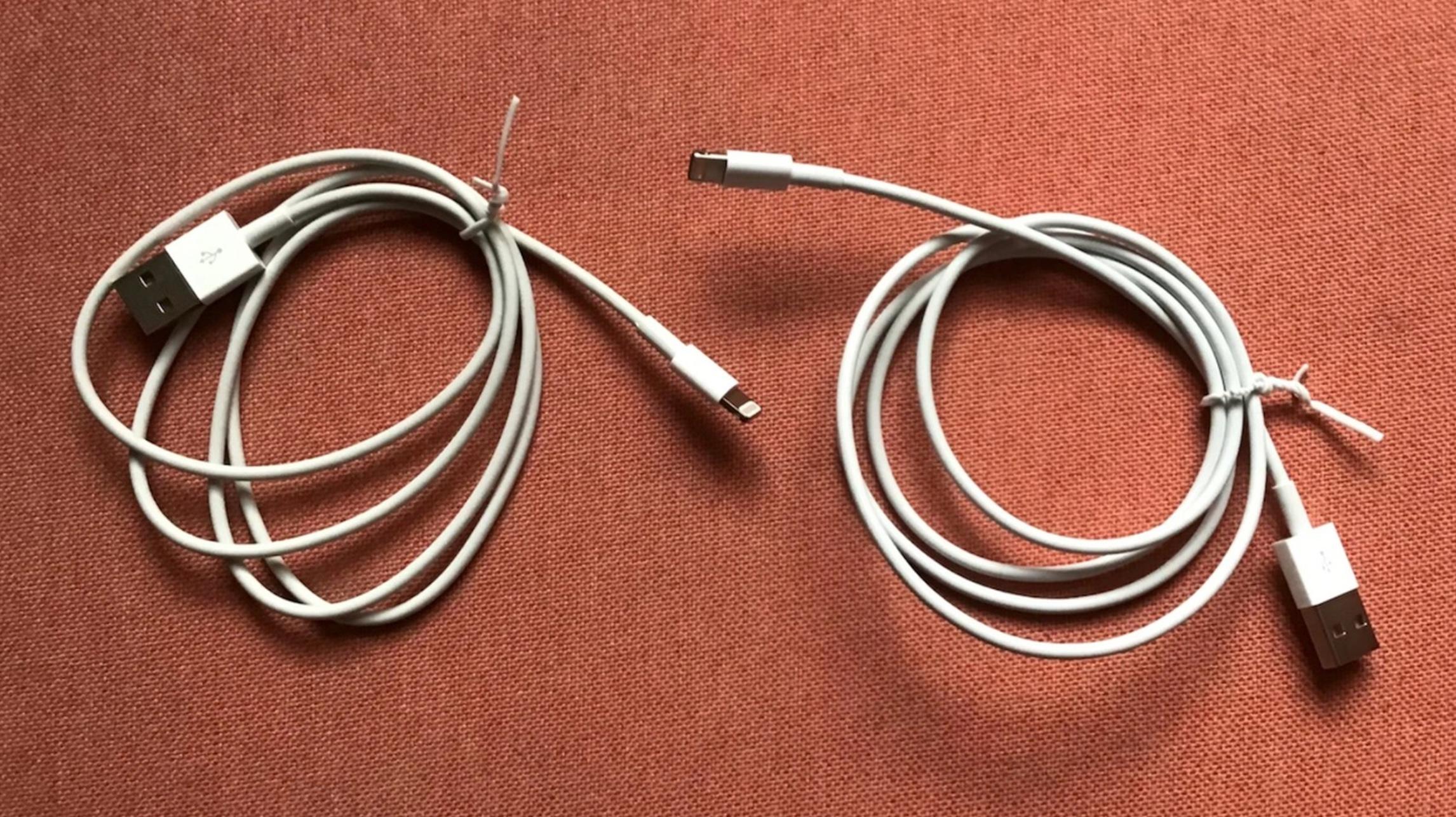 « OMG Cable » : le cordon Lightning qui aspire vos données grâce à sa puce cachée
