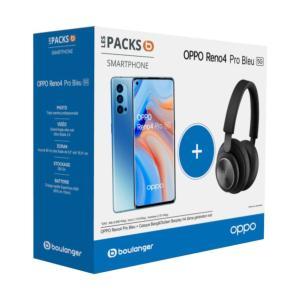 Oppo Reno 4 Pro : un casque Bang & Olufsen est offert dans ce pack à 399 €