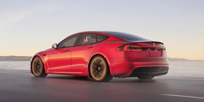 La Tesla Model S Plaid bat un record au Nürburgring sans aucune modification