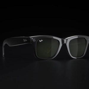 Facebook lance les Ray-Ban Stories : tout ce qu'il faut savoir sur les lunettes connectées