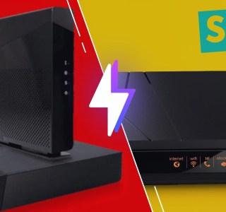 SFR VS Sosh : quelle est la meilleure offre fibre du moment ?