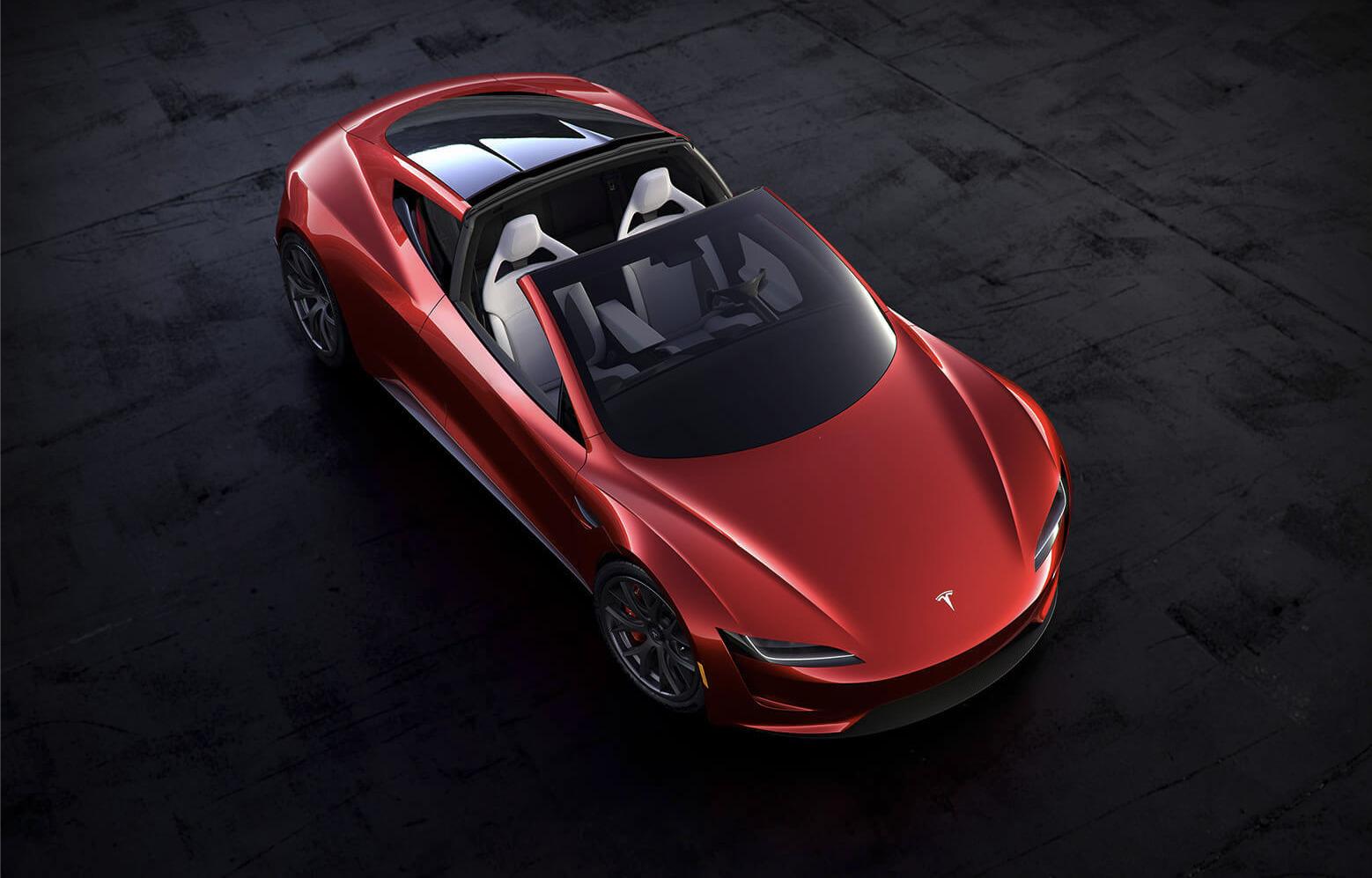 La nouvelle Tesla Roadster n'arrivera pas avant 2023