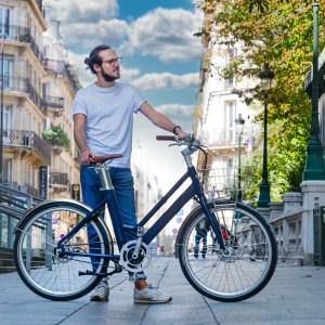 Test du vélo électrique Voltaire: classe, puissant, fiable