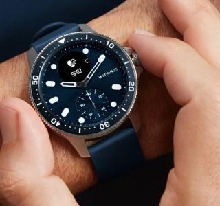 ScanWatch Horizon : Withings lance une version plus sportive de sa montre hybride
