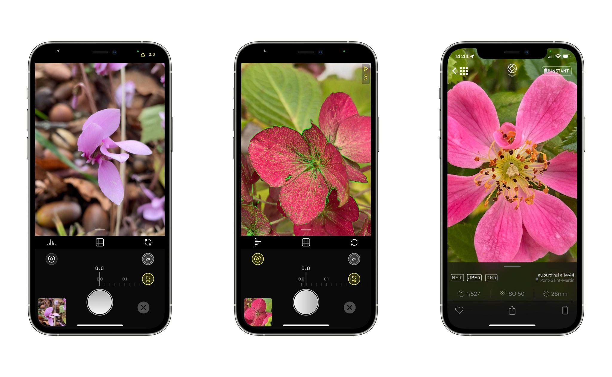 Comment profiter du mode macro sur iPhone sans avoir un iPhone 13 Pro ?