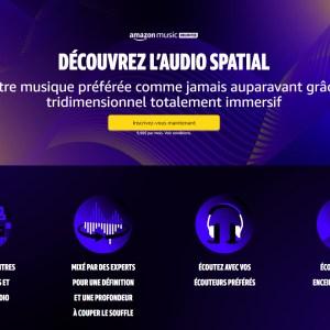 360 Reality Audio : Amazon renforce son streaming musical en réponse à Apple Music