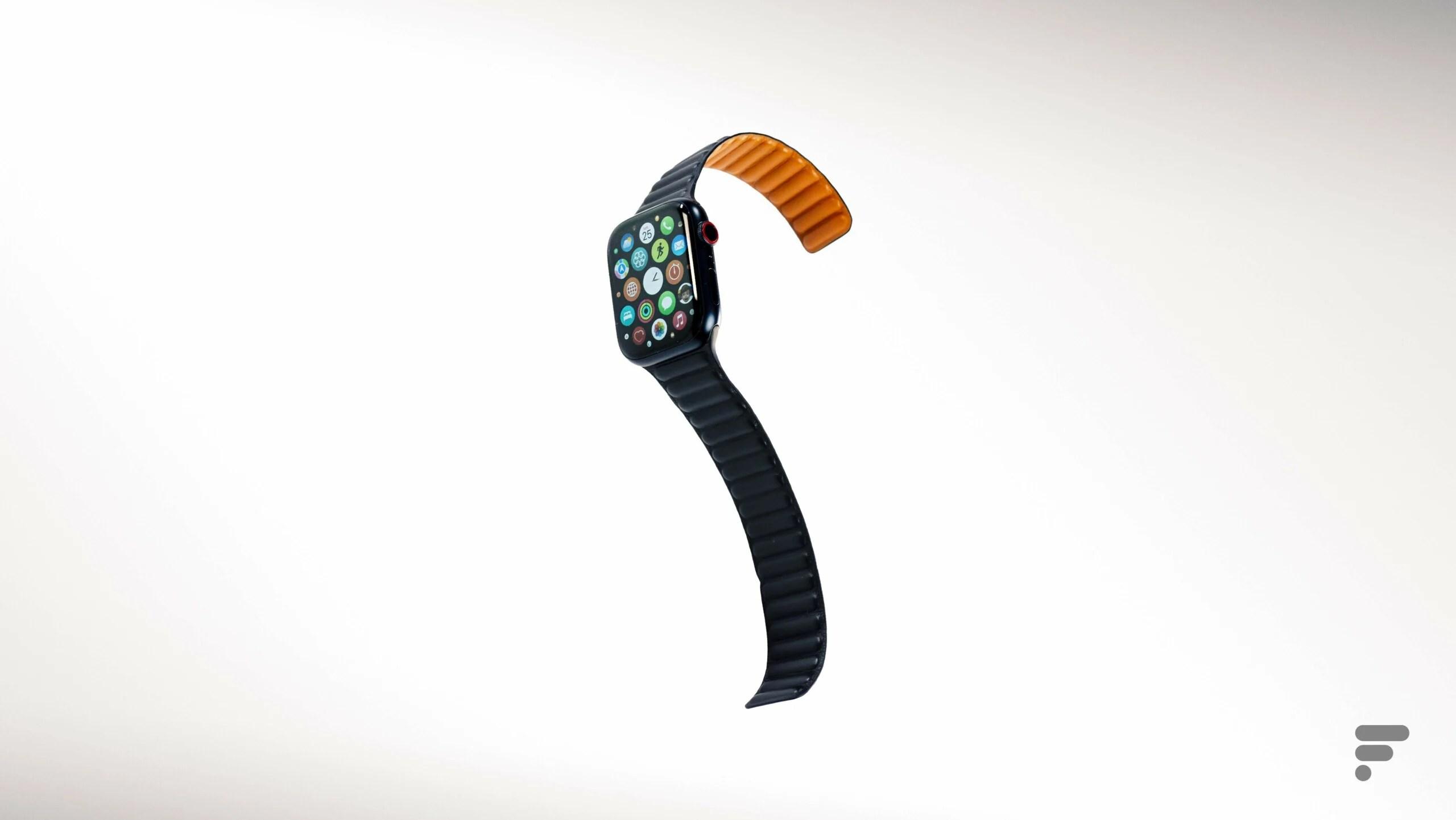 Test de l'Apple Watch Series 7 : un petit plus qui fait une grande différence