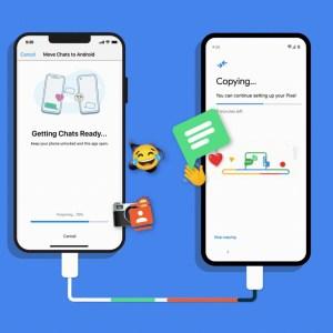 WhatsApp : vous pouvez copier vos conversations de l'iPhone à Android, mais attention aux conditions