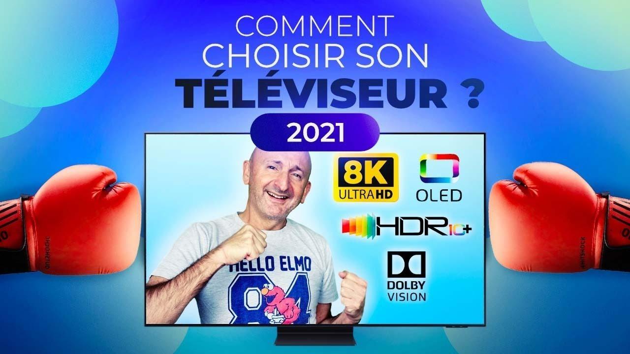 Comment bien choisir votre téléviseur? On vous répond en vidéo avec PP Garcia