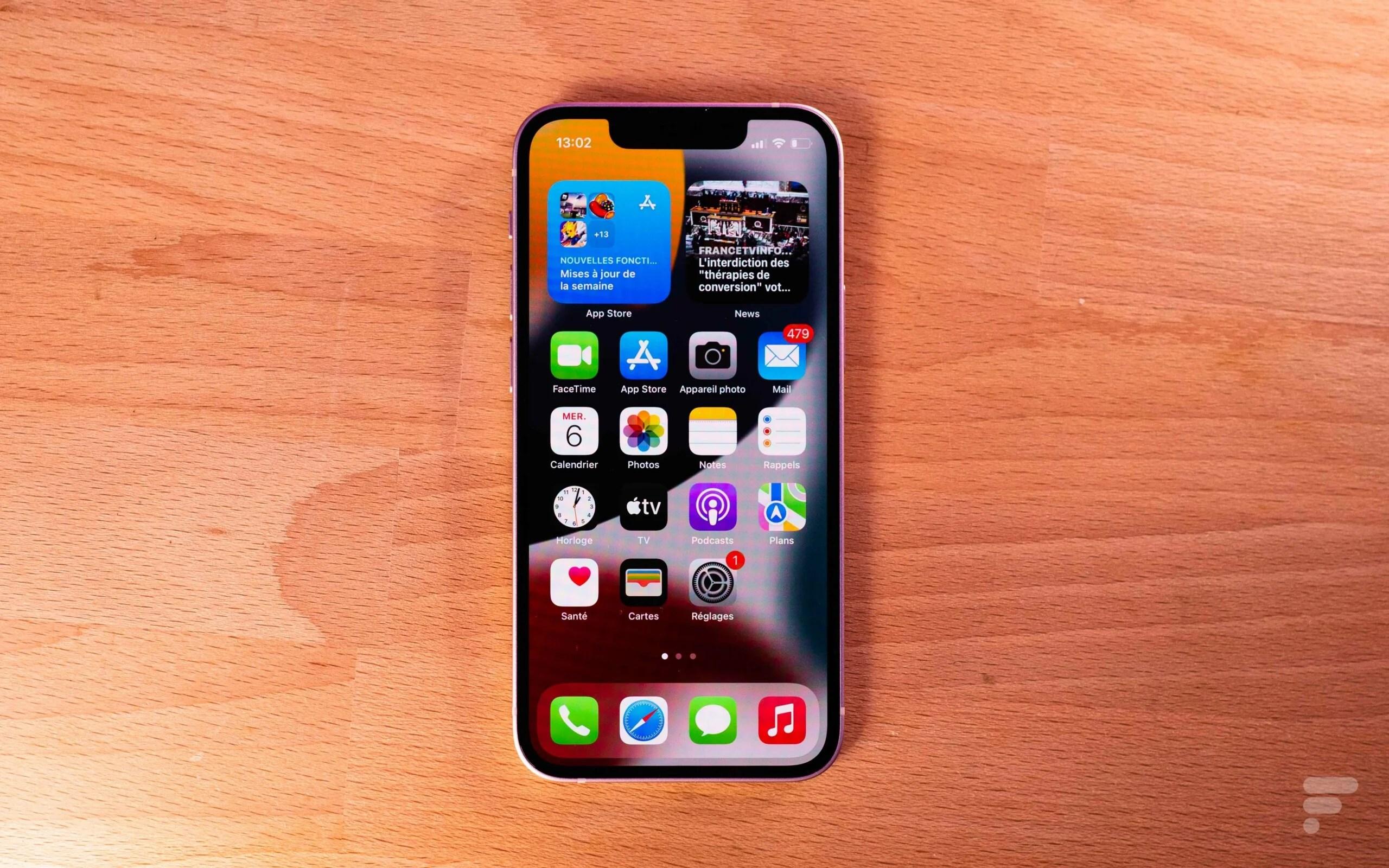 iOS 15 : Apple bloque désormais tout retour à une ancienne version