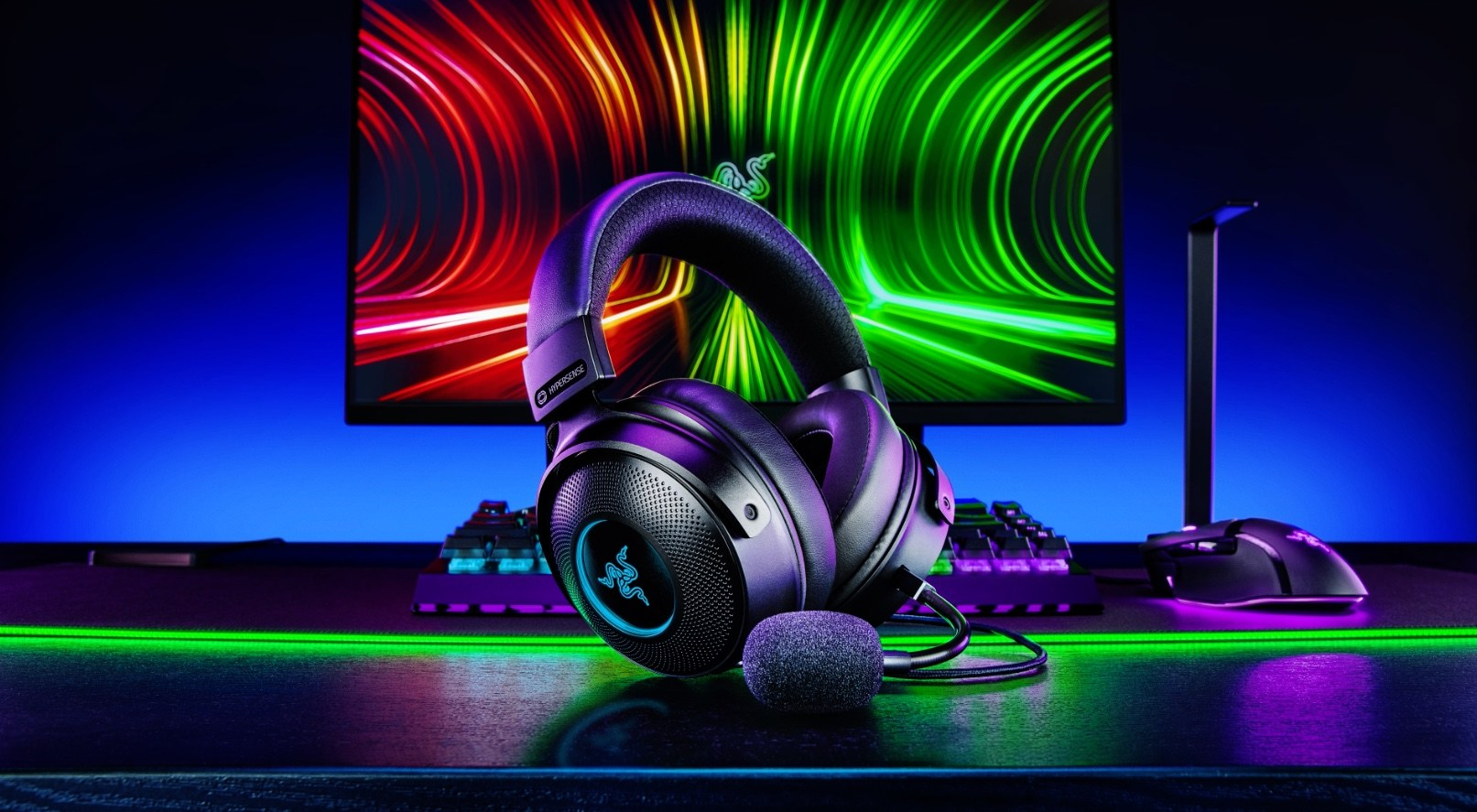 Razer annonce toute une famille de casques gaming Kraken V3