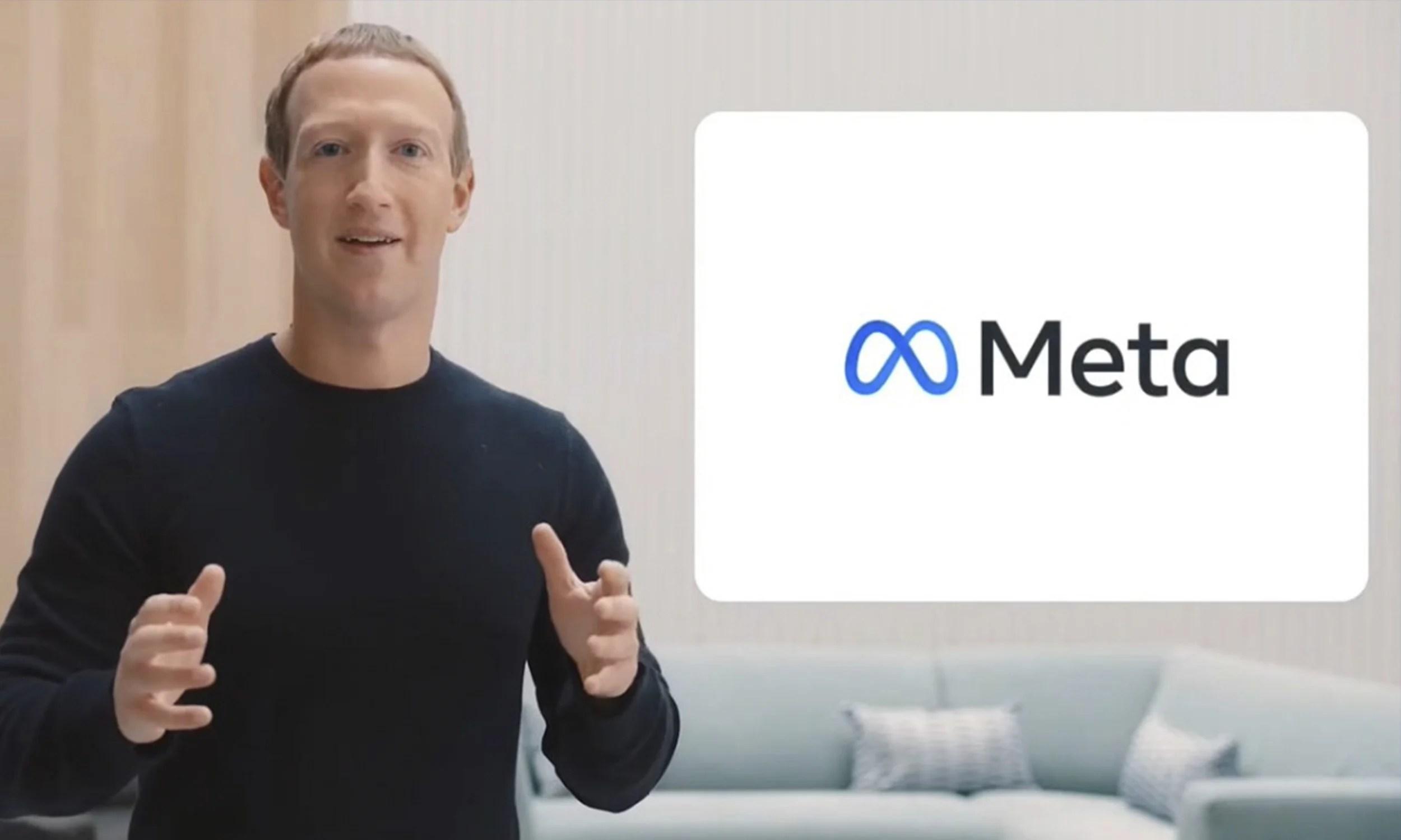 Adieu Facebook, Mark Zuckerberg annonce le lancement de Meta