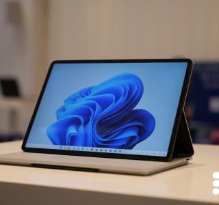 Surface Pro8 et Surface Laptop Studio: on a essayé les «hero devices» de Windows11
