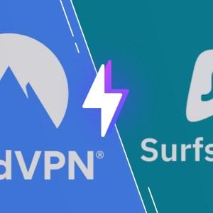 NordVPN VS SurfShark : lequel est le meilleur VPN ?