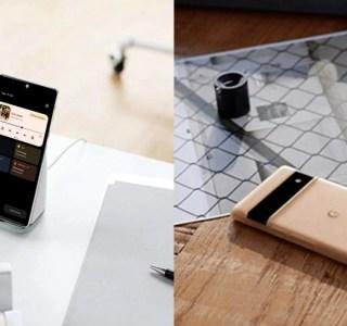 Google Pixel 6 : des accessoires en fuite et une nouvelle interface de recharge