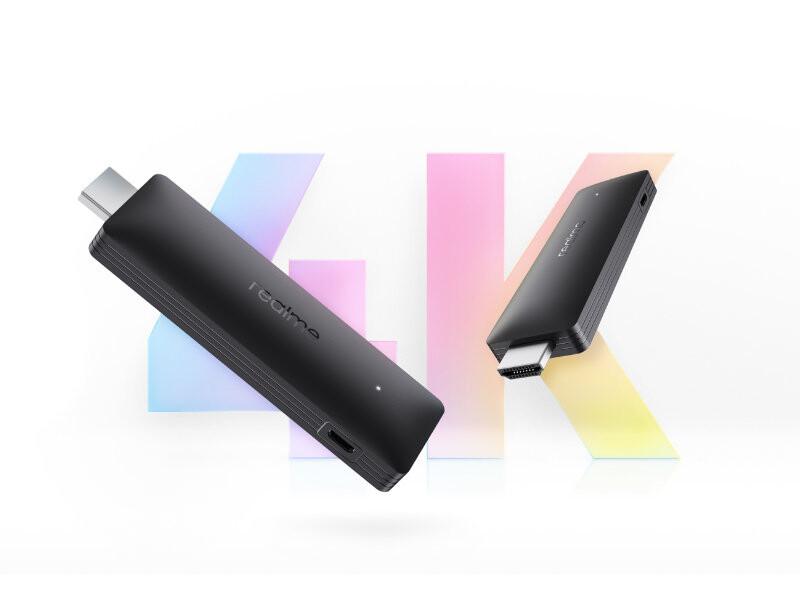 Realme 4K Smart Google TV Stick : enfin une alternative pas chère à Amazon et Xiaomi