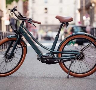 Test du vélo électrique Reine Bike : un canapé sur roues