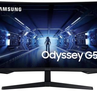 Cet écran gaming de Samsung incurvé (WQHD, 144 Hz, 1 ms) est en promotion