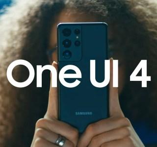 One UI 4.0 (Android12) : Samsung livre un premier aperçu officiel de son interface logicielle
