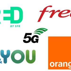 Free, B&You, RED, Orange : voici les meilleurs forfaits 5G pas chers du moment