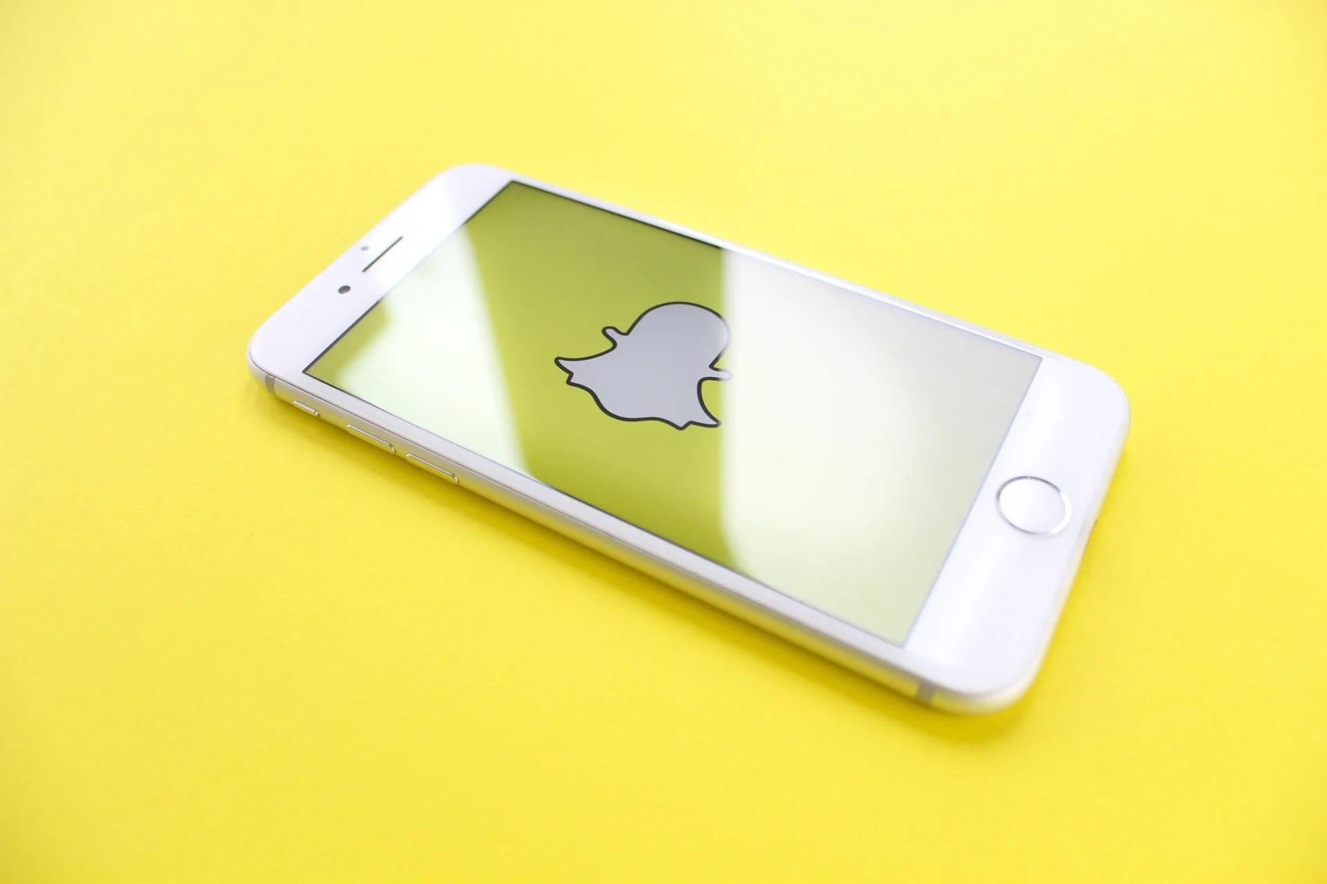 Panne Snapchat: la situation revient à la normale