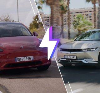 Tesla Model Y vs Hyundai Ioniq 5 : laquelle est la meilleure voiture électrique ?