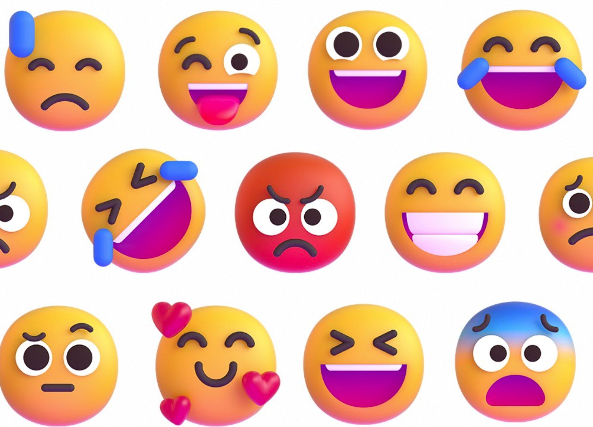 Windows 11 : les nouveaux emojis sont tout raplapla, loin de la promesse de Microsoft