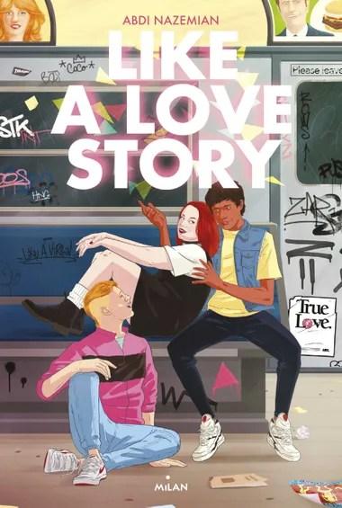 Couverture de «Like a love story»