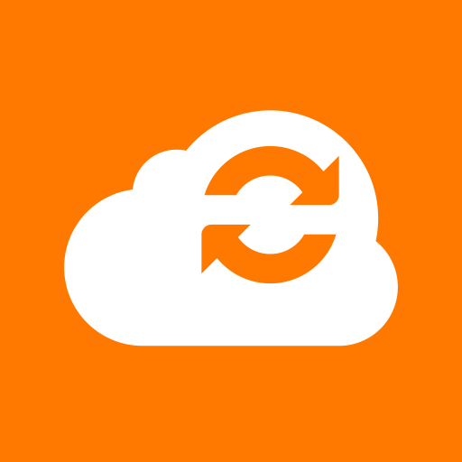 Cloud Orange