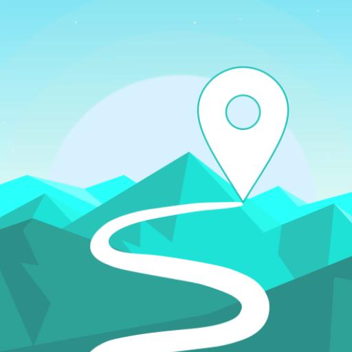 GPX Viewer - Pistes, routes et points
