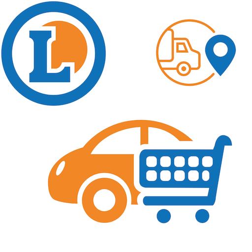 LeclercDrive & LeclercChezMoi