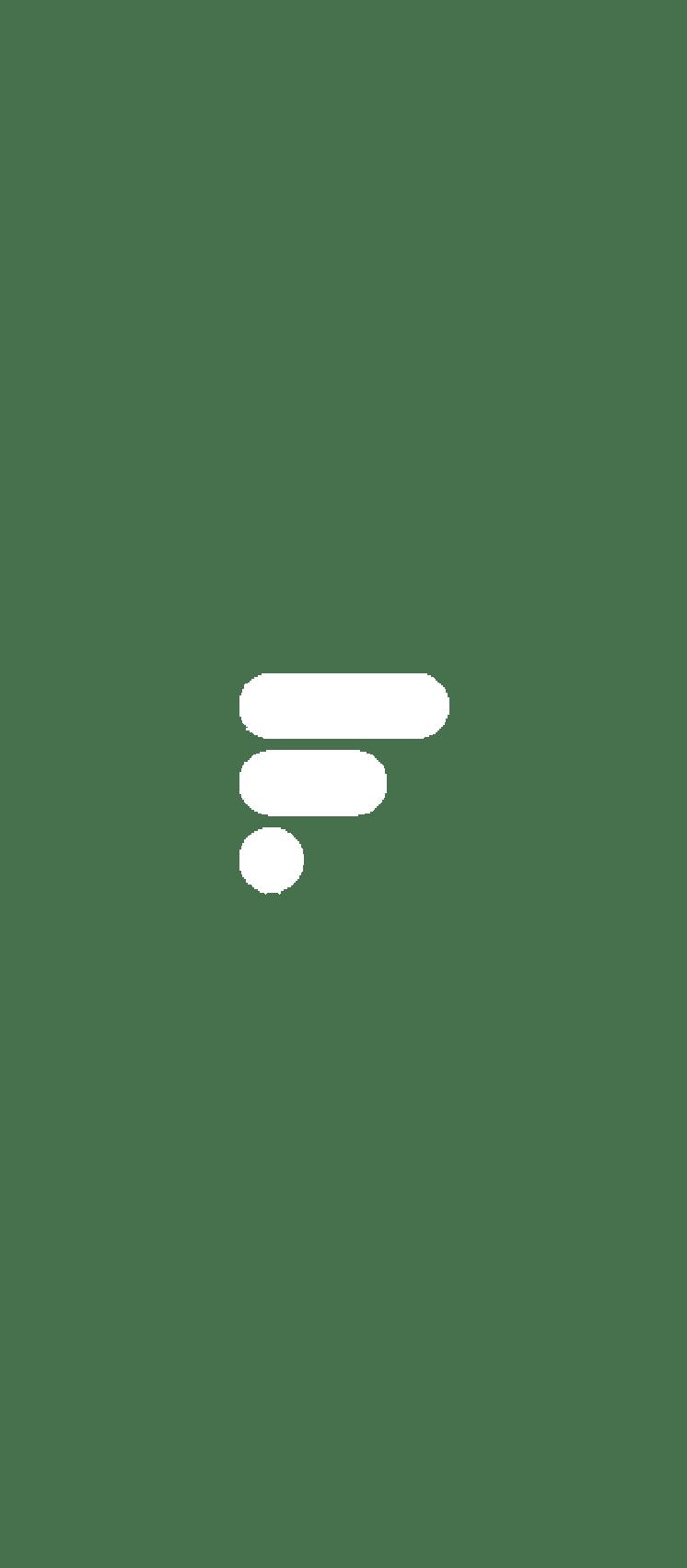 Il faut lancer l'app NXTVision pour influer sur les paramètres d'affichage
