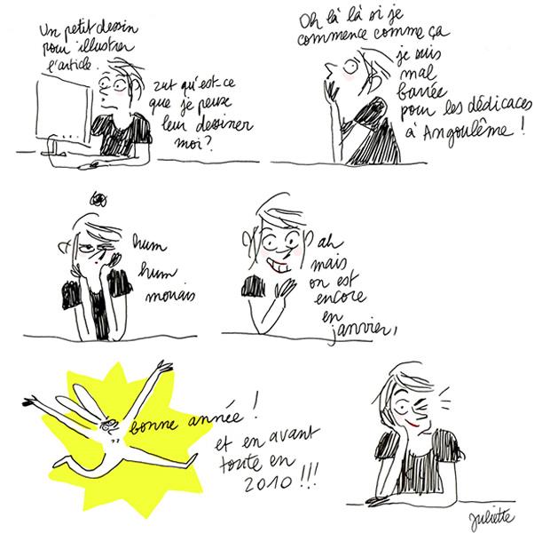 «En avant toute !» de Juliette Baily : revue et interview !