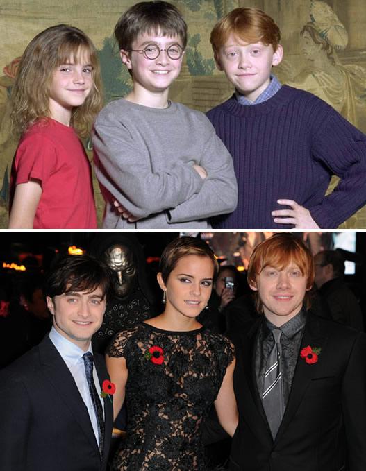 Harry Potter 7 : les acteurs se disent au revoir