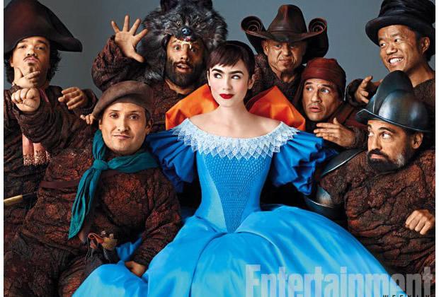 The Brothers Grimm : Snow White, les costumes du film dévoilés