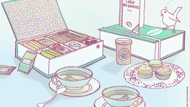 La thé box, une box spéciale thé !