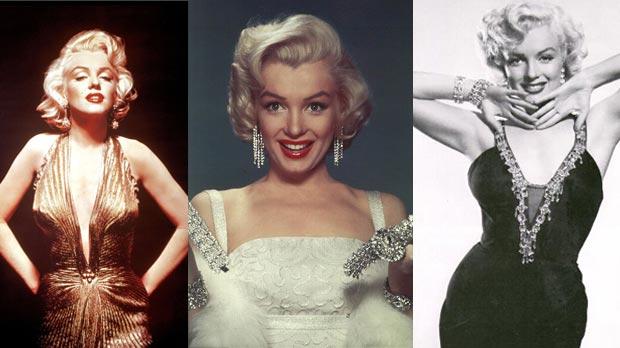 Get the look : Marilyn Monroe