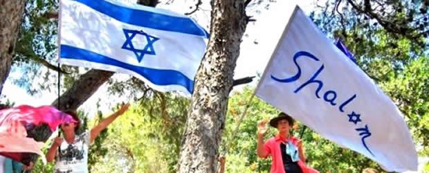 Vivre dans une société juive – Carte postale d'Israël