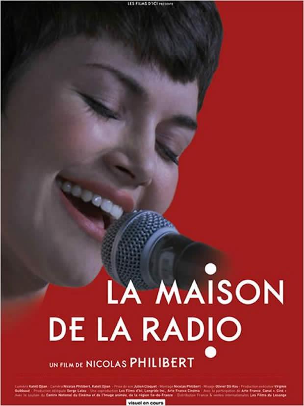 La Maison de la Radio, de N. Philibert : un docu sous les ondes de Radio France